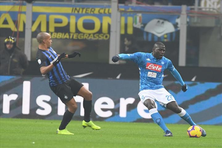 Inter-Napoli, il delegato per la sicurezza andò via a metà ripresa