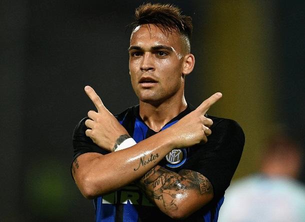 L'Inter lavora al rinnovo di Lautaro Martinez