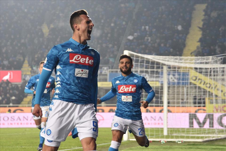 La Gazzetta esalta la rosa del Napoli: squadra con più gol dalla panchina