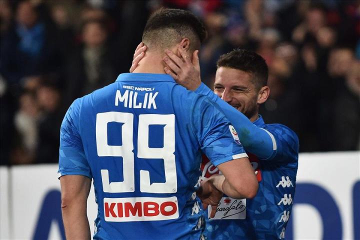 Il Napoli ha segnato 13 gol (e ottenuto 13 punti) nell'ultimo quarto d'ora