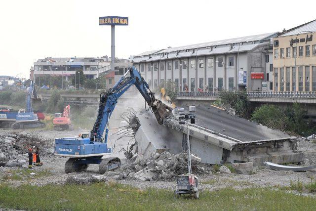 Ponte Morandi: una petizione per vedere il video del crollo