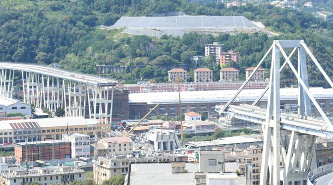 Sul Ponte Morandi mancavano i sensori, per la Procura la mancata installazione fu dolosa