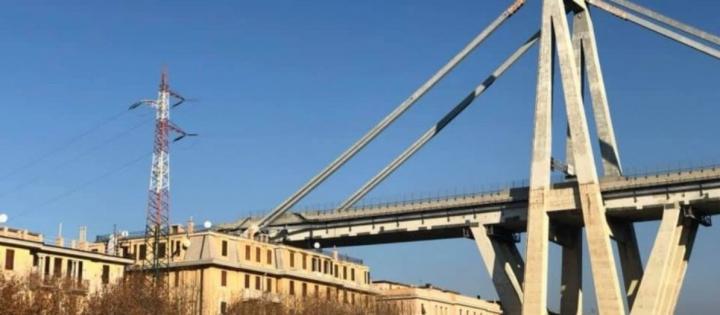 Ponte Morandi / Al via la demolizione. La cordata di imprese si riduce a 5