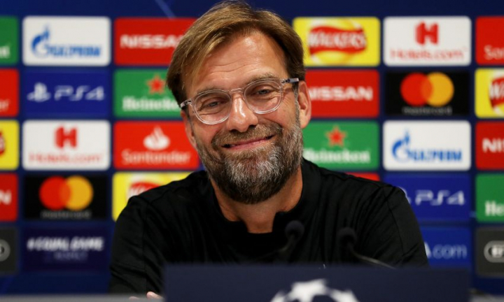 Klopp parla dell'arbitro in conferenza: sente la pressione di Liverpool-Napoli?