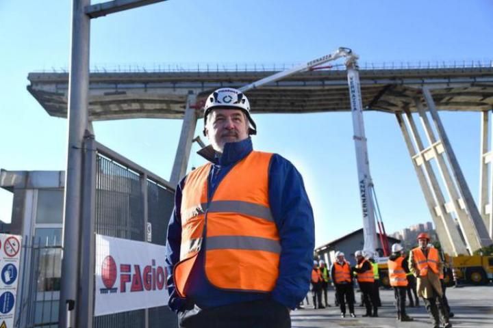 Ponte Morandi: le penali altissime del contratto unico di Bucci