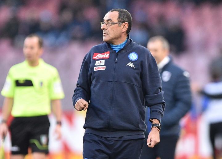 """""""Auguri mister Sarri"""", segnale di disgelo del Napoli"""