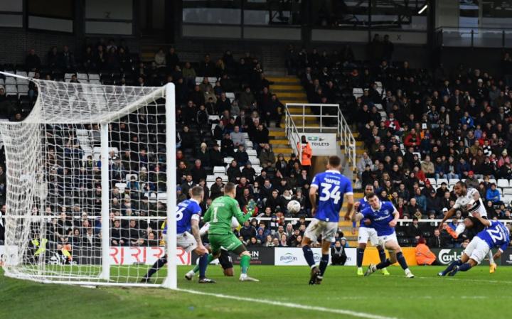 Fa Cup, il Fulham di Ranieri eliminato dall'Oldham (terza serie)