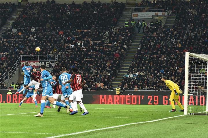 Milan-Napoli 0-0, pagelle / Le sperimentazioni di Carlo non si fermano