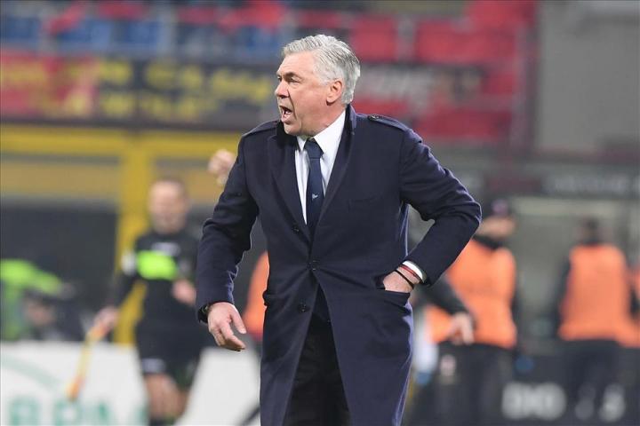 Ancelotti continua a spostare i confini di questo Napoli
