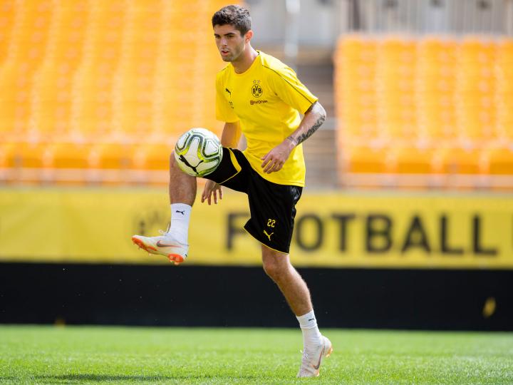 La normalità del Borussia Dortmund che annuncia l'addio di Pulisic