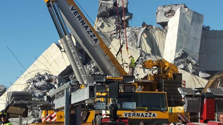 Ponte Morandi: il contratto unico e le complicazioni che restano da risolvere