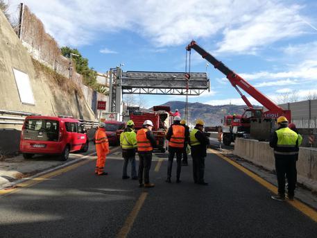 L'Antimafia interviene sul Ponte Morandi. Ieri sopralluogo dei periti in attesa dell'8 febbraio