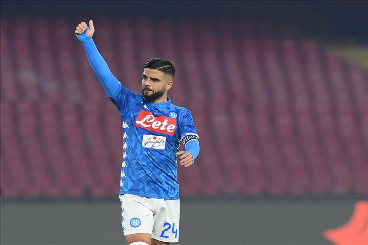 Zurigo Napoli 0-2 primo tempo: gol di Insigne e Callejon