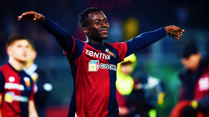 Gazzetta: Kouame-Napoli, affare immediato e prestito al Genoa