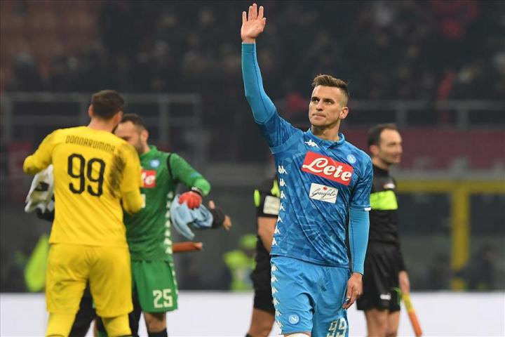 I convocati per Napoli-Sampdoria: ancora fuori Younes