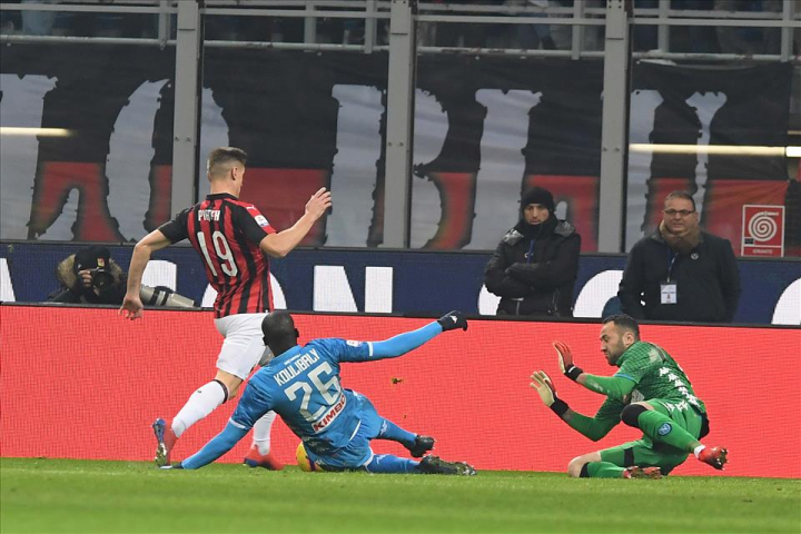 Per battere il Napoli, Gattuso punta su Piatek