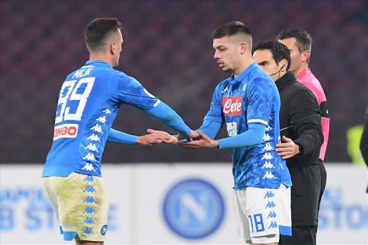 Napoli-Sassuolo 2-0, pagelle / Re Carlo sconfessa la puttanata della rosa corta