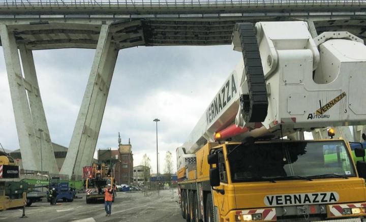 Ponte Morandi. Autostrade trasferisce Stefano Marigliani. Oggi riprendono gli interrogatori