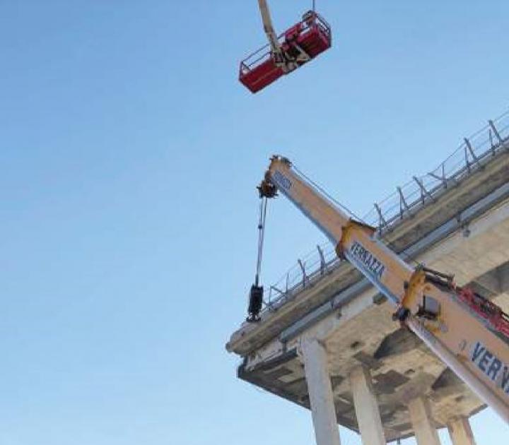 Ponte Morandi: fumata nera per il contractor unico per i lavori
