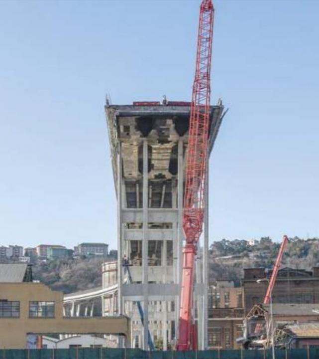 Ponte Morandi: i tempi biblici della traduzione del report dell'Empa rischiano di ritardare la demolizione