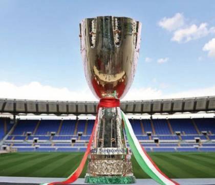 La Supercoppa Juventus Napoli sarà trasmessa in tutto il mondo
