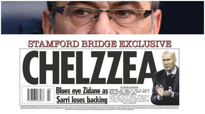 Dopo Benitez, Sarri: l'ombra lunga di Zidane sul Chelsea