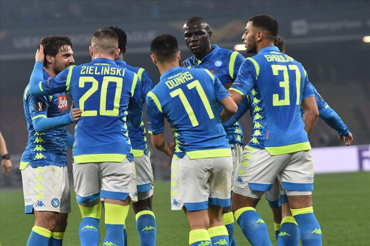 Napoli-Zurigo 2-0, pagelle / Ounas piccola stella della serata