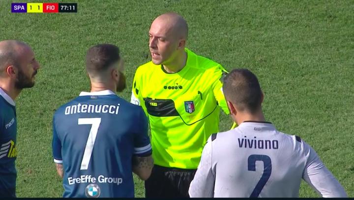 Clamoroso Var in Spal-Fiorentina: tolto il gol alla Spal e rigore ai Viola