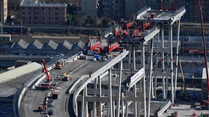 Ponte Morandi. La mail di un tecnico alimenta i sospetti sulla salute del ponte