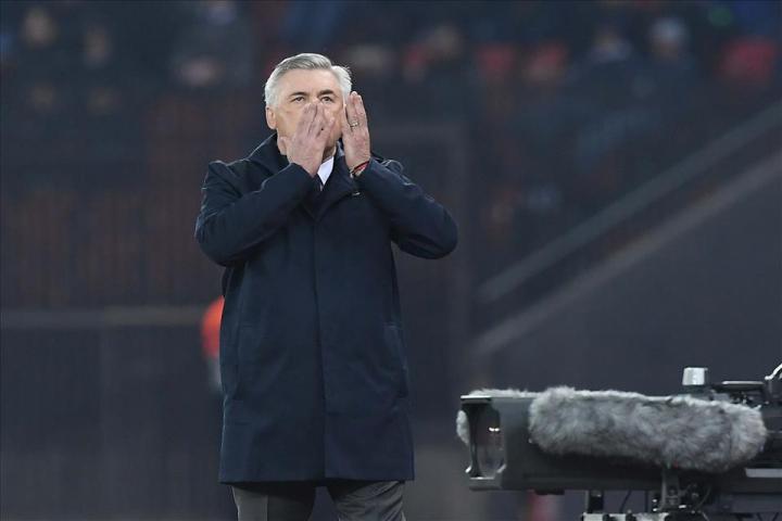 Ancelotti: «Per la Roma recupereremo i giocatori acciaccati e faremo una bella partita»