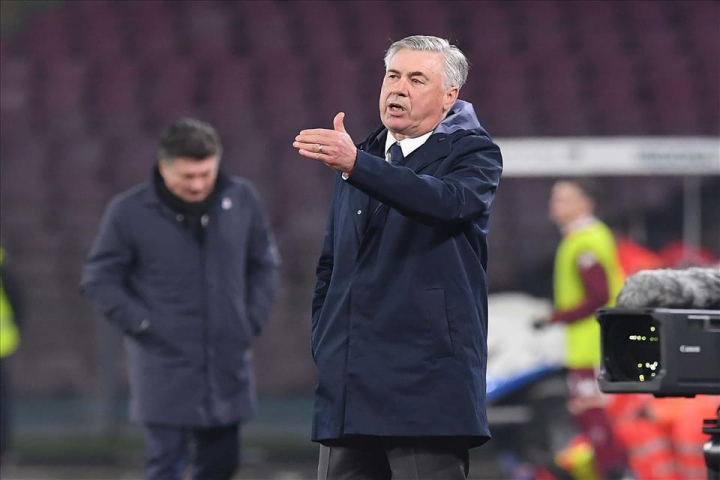 Ancelotti a Radio Rai: «Dobbiamo continuare così per prepararci all'Europa League»