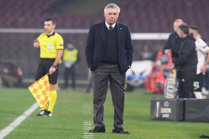 Ancelotti su Barella: «Non rientra tra i giocatori sott'osservazione»