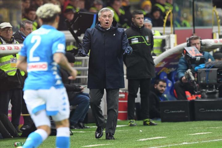 Ancelotti si gode finalmente i frutti del suo Napoli