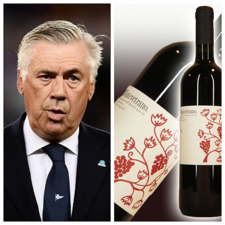 Il Montevetrano e Ancelotti: due fuoriclasse internazionali