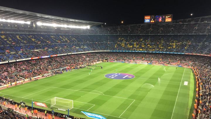 Un Napolista al Camp Nou – Il San Paolo (seppur deserto) sa essere più incisivo