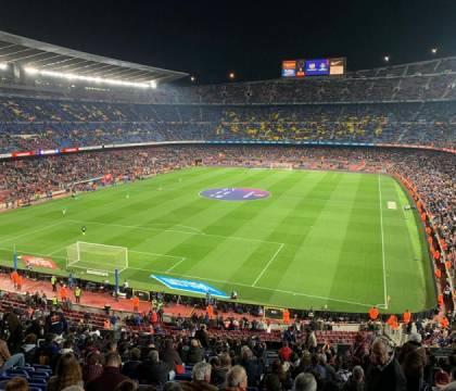 Il Barcellona preme per le partite a porte aperte entro la f