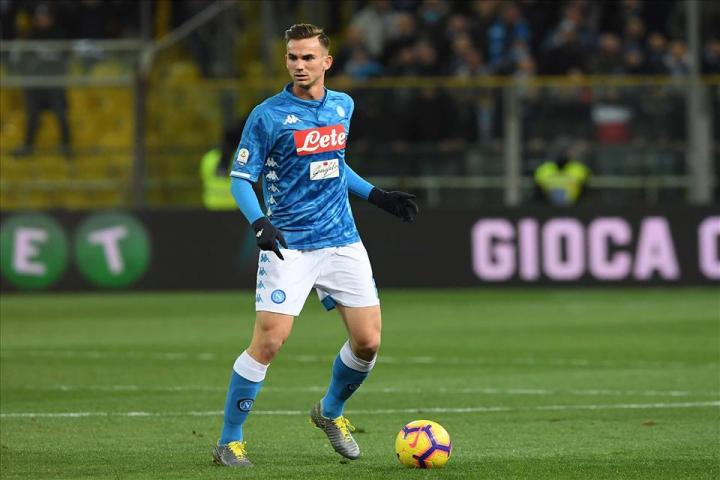 Attacco febbrile per Fabian Ruiz potrebbe saltare l'Udinese