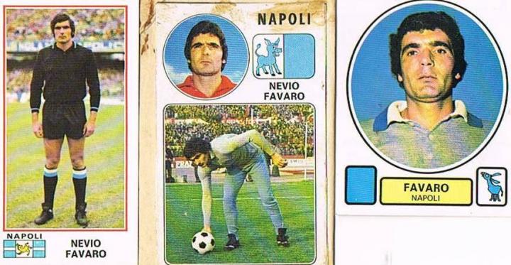 Favaro, quando il portiere di riserva non giocava quasi mai