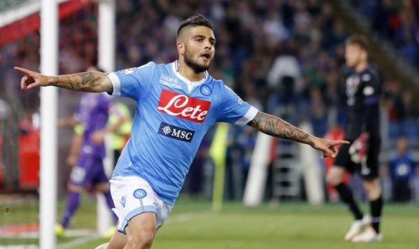 Insigne diventa capitano contro la Fiorentina squadra che ha segnato la sua carriera