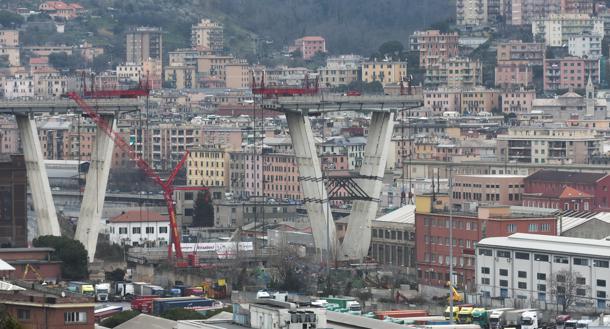 Ponte Morandi, i periti del gip chiedono nuove analisi sugli stralli