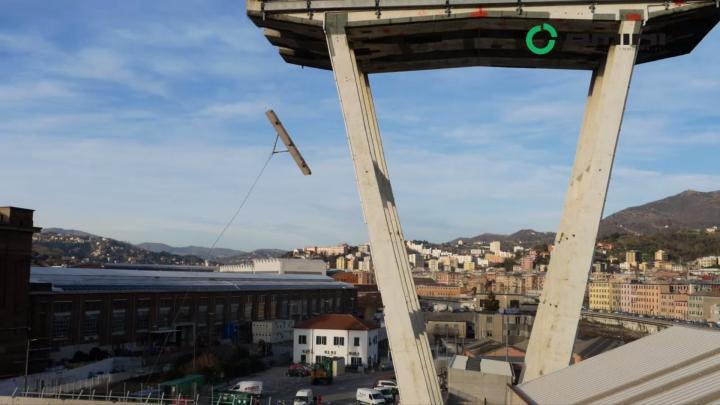 Ponte Morandi. L'ex procuratore Di Lecce mette a punto un rigido protocollo anti-mafia