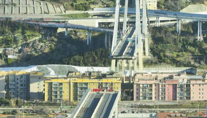 Ponte Morandi. Per i periti il Provveditorato approvò il retrofitting sulla base di dati manomessi