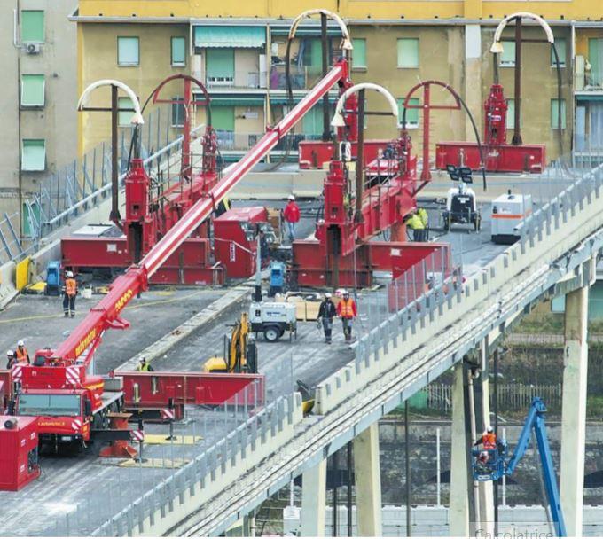 Ponte Morandi. Il Tar concede ad Autostrade il rito superveloce: entro 45 giorni la decisione