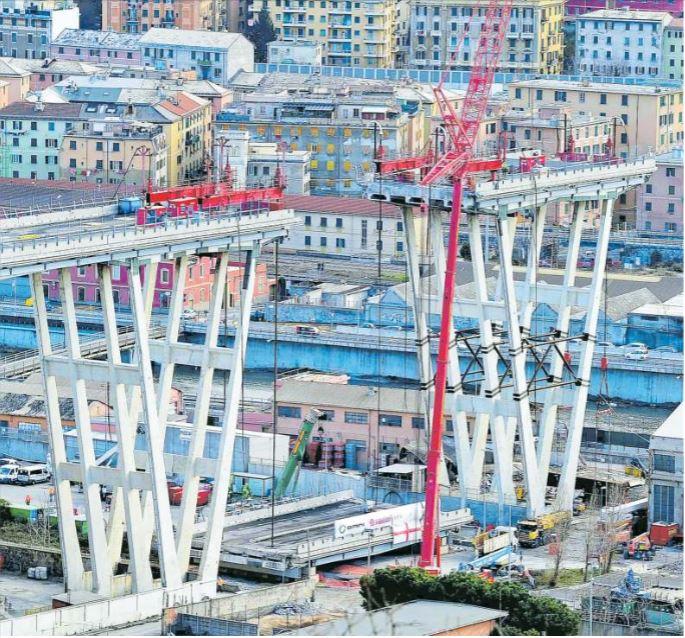 """Ponte Morandi: Autostrade pagherà il conto. Cozzi: Se avesse ricostruito Aspi sarebbe stato imbarazzante"""""""