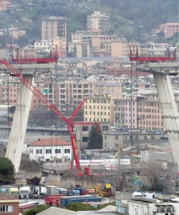 Ponte Morandi: in Procura si attende Gamberale. Spuntano 20 nuovi indagati