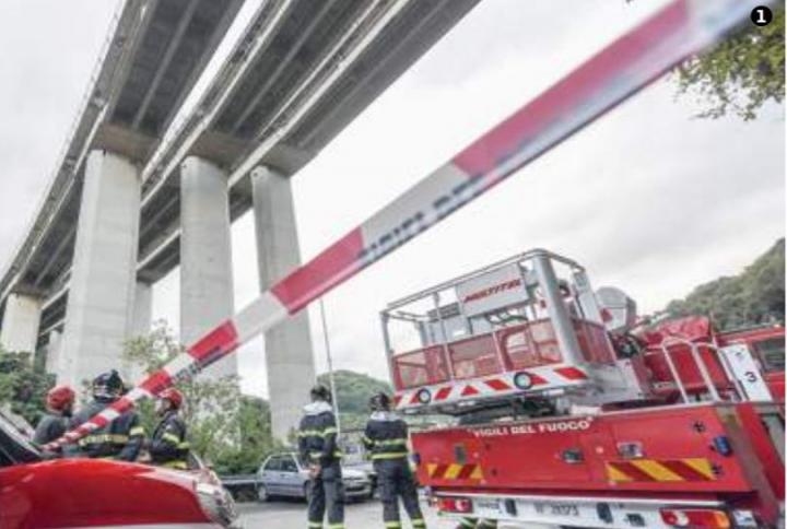 Ponte Morandi. La traduzione del report Empa c'è. Nessun ritardo nell'incidente probatorio