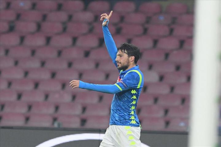 Tuttosport: Il Napoli non vuole cedere Verdi prima della partita contro la Juve