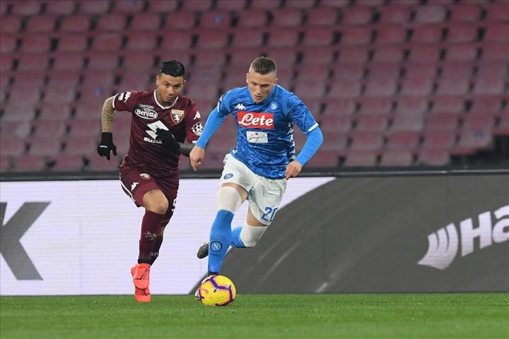 Al Napoli non succede niente, sta disputando un campionato normale