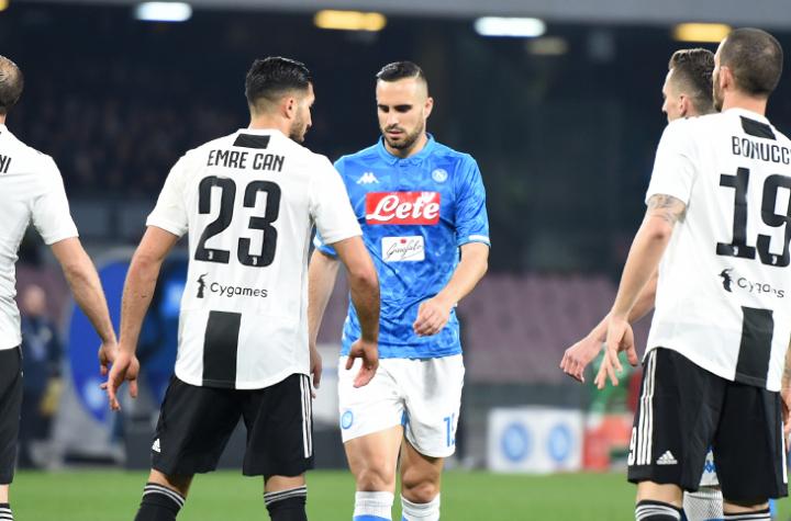 """Maksimovic alla Rai: """"L'arbitro ha detto che Meret ha toccato Ronaldo"""""""