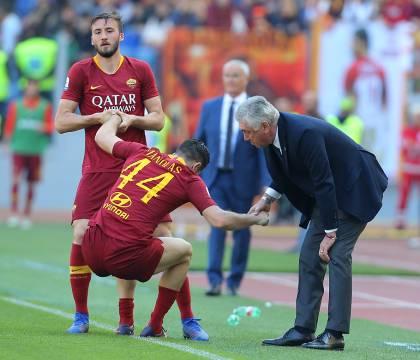 "De Laurentiis: ""Per Manolas la Roma deve abbassare la clauso"